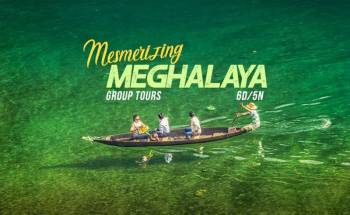 6 Days 5 Nights Mesmerizing Meghalaya Group Trip