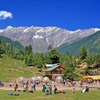 Himachal Tour with Golden Temple