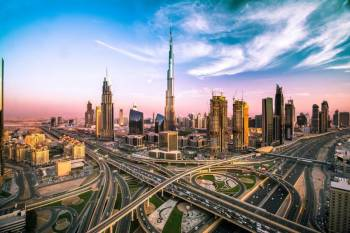 DUBAI TOUR– 5 DAYS
