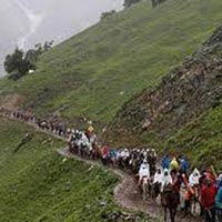 Sindhu / Amarnath Yatra + Tribute To War Hero, Tour