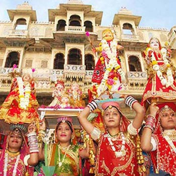 Beautiful Mewar Tour