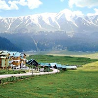 Exotic Kashmir Tour 4N/5D