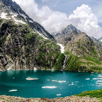 Kashmir Paradise Holiday Package