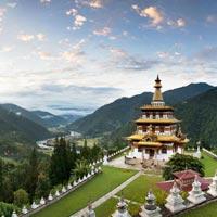 Fetching Bhutan Tour