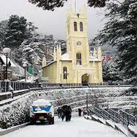 Splendid Shimla Tour
