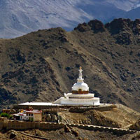 Highlight of Leh Holiday Tour Package