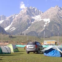 Kolahoi Base Camp Trek Tour