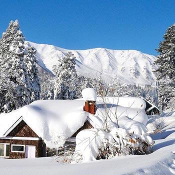 Skiing in Gulmarg Tour