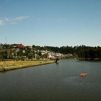 Darjeeling - Mirik - Darjeeling