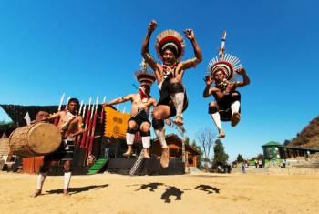 7 Days Tour: Nagaland