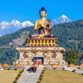 Gangtok-North Sikkim-Namchi-Pelling Tour 7N 8D Tour