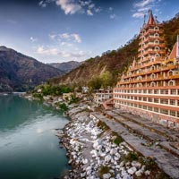 Golden Triangle tour with Haridwar & Rishikesh.