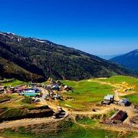 Jewels of Himachal : Honeymoon Special Tour
