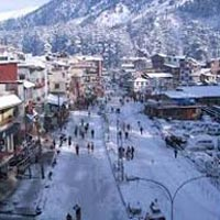 Ac Volvo  Holiday Package For Manali Dharamsala
