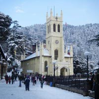 Delhi Shimla Manali Chandigarh Delhi Tour