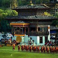 Bhutan Treasures Tour.