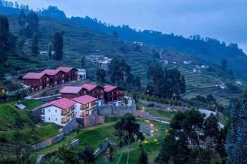 6 Nights and 7 Days Package – Bangalore, Mysore, Ooty and Kodaikanal