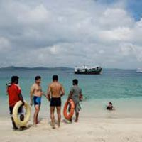 Port Blair - Joullybouy - Havelock Tour