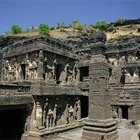 Mumbai Ellora Caves Tour