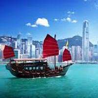 Hong Kong with Disneyland Tour