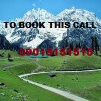 5 Days Kashmir Tour