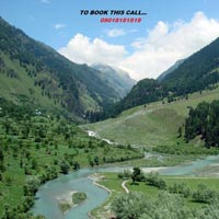 Srinagar - Sonamarg - Gulmarg - Pahalgam Tour package