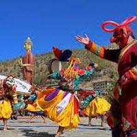 Bhutan Folk Festival Tour