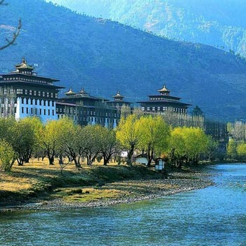 Thimphu – Paro – Punakha – Gangtey Tour
