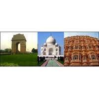 Golden Triangle Tour With Pushkar Package