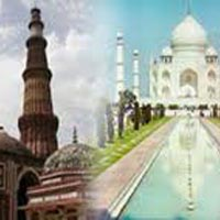 Golden Triangle & Camel Safari Tour