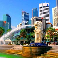 Beautiful Singapore Tour