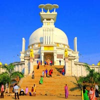Adventure Tour to Odisha