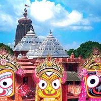 Odisha tour : Caves & Temples