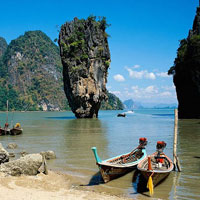 Exotic Island Of Phuket Tour