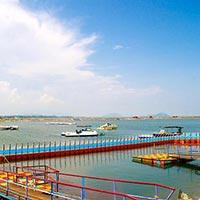 Golden Triangle Orissa & Chilika Lake Package