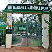 Bhitarakanika package wildlife tour