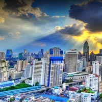 Krabi & Phuket & Bangkok Package