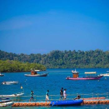 Aqua Andaman Tour