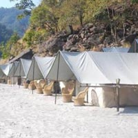 Rafting and camping Tour