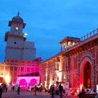 Romantic Golden Triangle Holiday Package