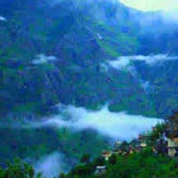 Teen Dham Gangoti Kedar Badri 7/8 Days Tour
