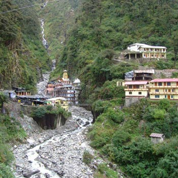 Gangotri & Yamunotri Yatra (7 Days 6 Nights) Tour