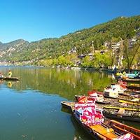 Honeymoon in Nainital Tour