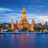 Thailand with Dream Town Tour