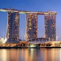 Singapore - Malaysia Honeymoon Cruise Package