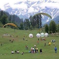 Manali Shimla Volvo Tour Package