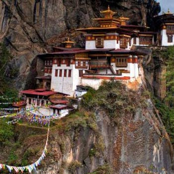 Introducing Magical Bhutan: 3 nights 4 days Tour