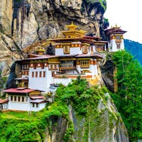 Exclusive Bhutan By Air Tour