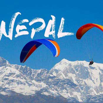 Paragliding Tour In Nepal
