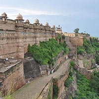 Inheriting Gwalior Tour